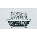 Double Scrubber Stamp Cleaning Pad