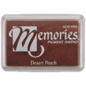 Memories Pigment Ink Pad - Desert Peach