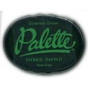Palette Hybrid Ink Pad - Giverny Green