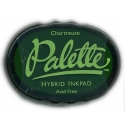 Palette Hybrid Ink Pad - Chartreuse (Yellow-Green)